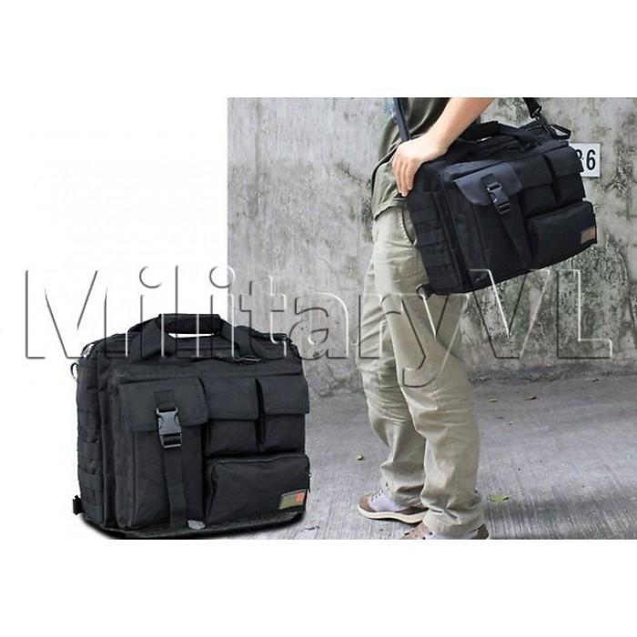Тактическая сумка через плечо